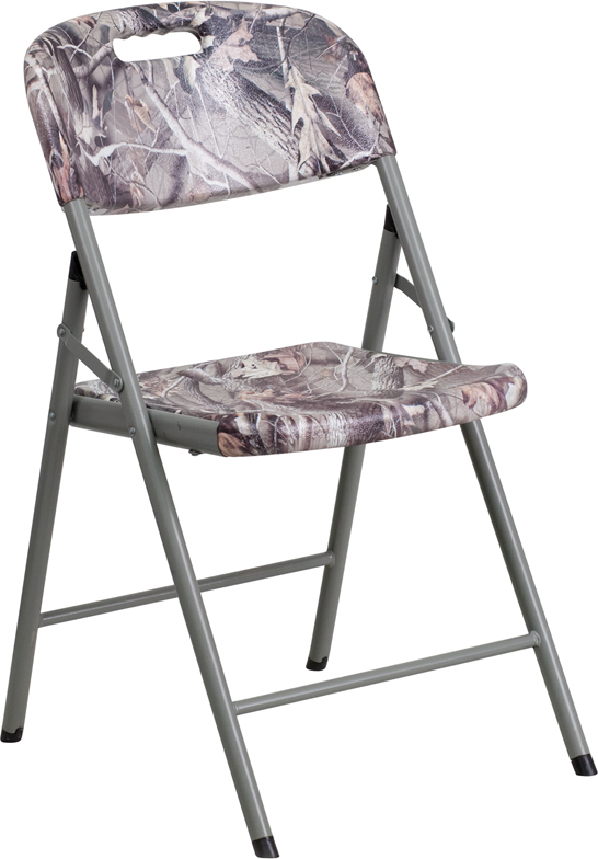 Flash Furniture  Plastic Folding Chair Lightweight Design