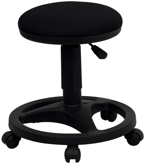 Flash Furniture  Ergonomic Stool Made In Taiwan