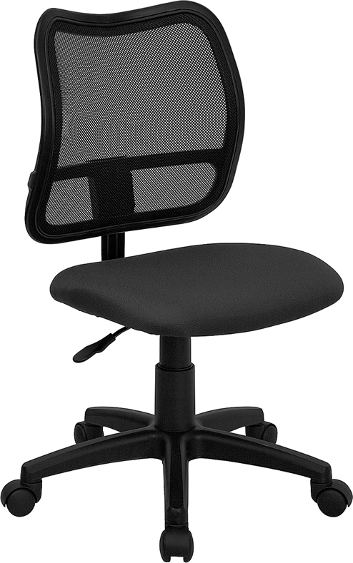 Flash Furniture  Mid-back Task Swivel Chair Made In Taiwan