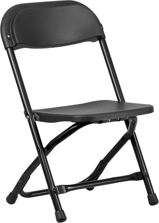 Flash Furniture  Plastic Folding Chair 220 lb. Weight Capacity