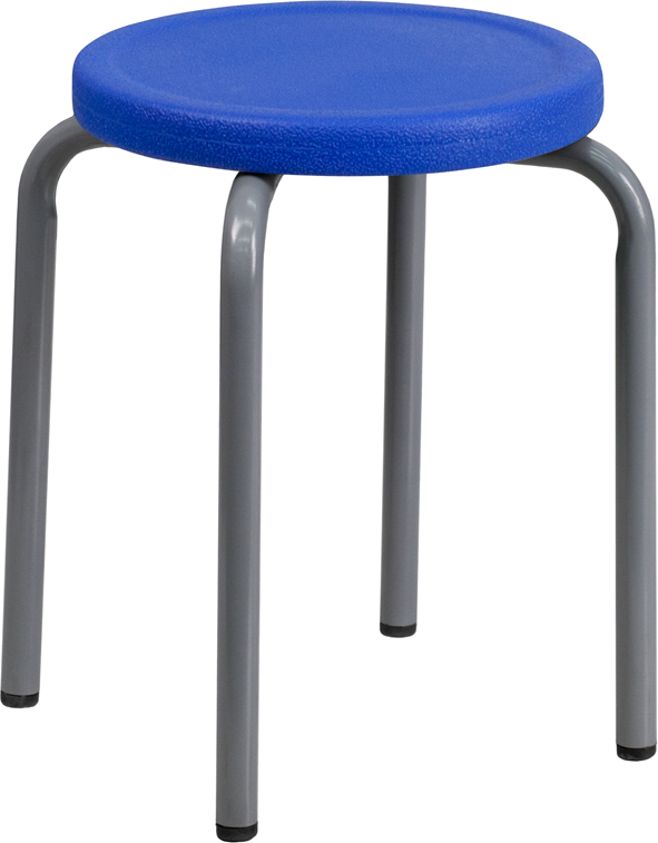 Flash Furniture  Multi-purpose Stool Stackable