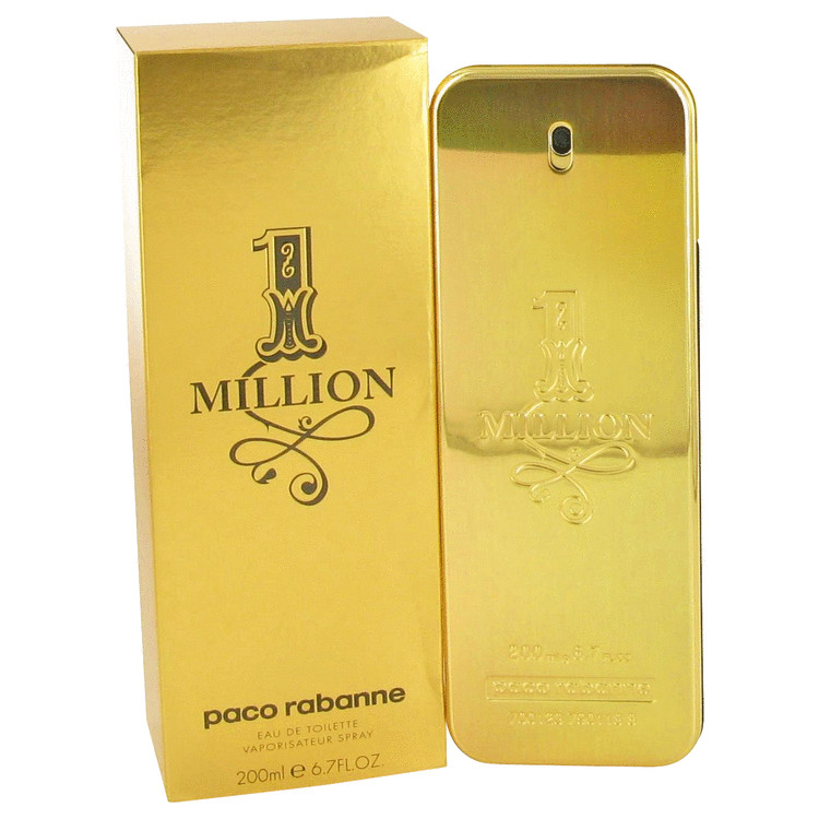 1 Million 6.7 Oz by Paco Rabanne For Men