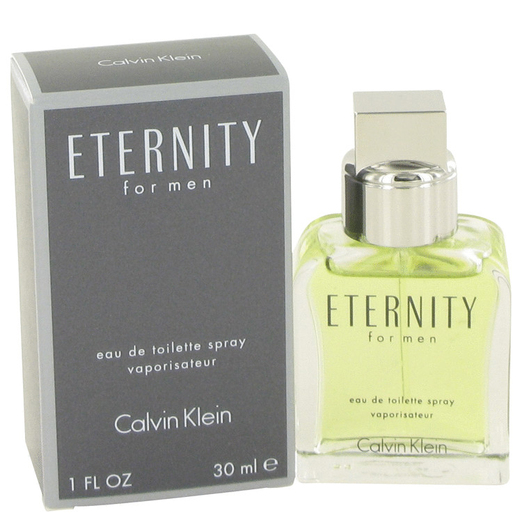 Eternity 1 Oz By Calvin Klein For Men