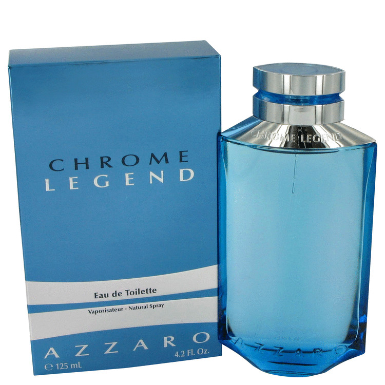 Chrome Legend 1.4 Oz by Azzaro For Men