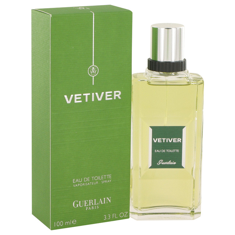 Vetiver Guerlain 3.4 Oz by Guerlain For Men