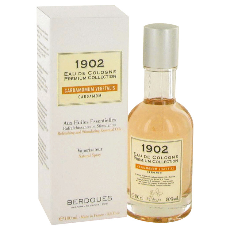 1902 Cardamom 3.3 Oz by Berdoues For Men