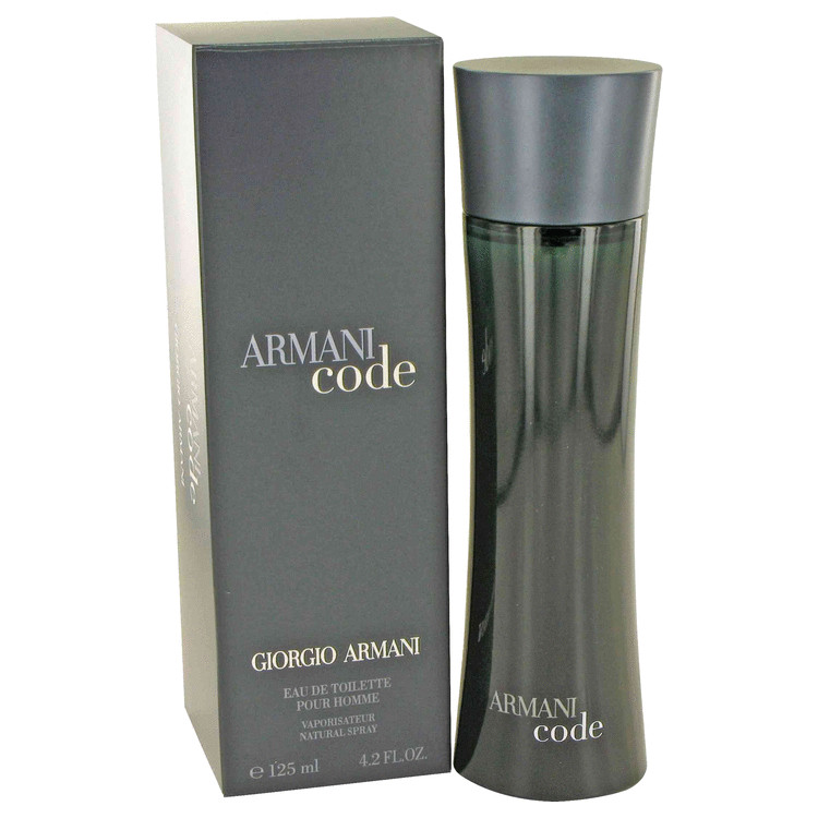 Armani Code 4.2 Oz By Giorgio Armani For Men