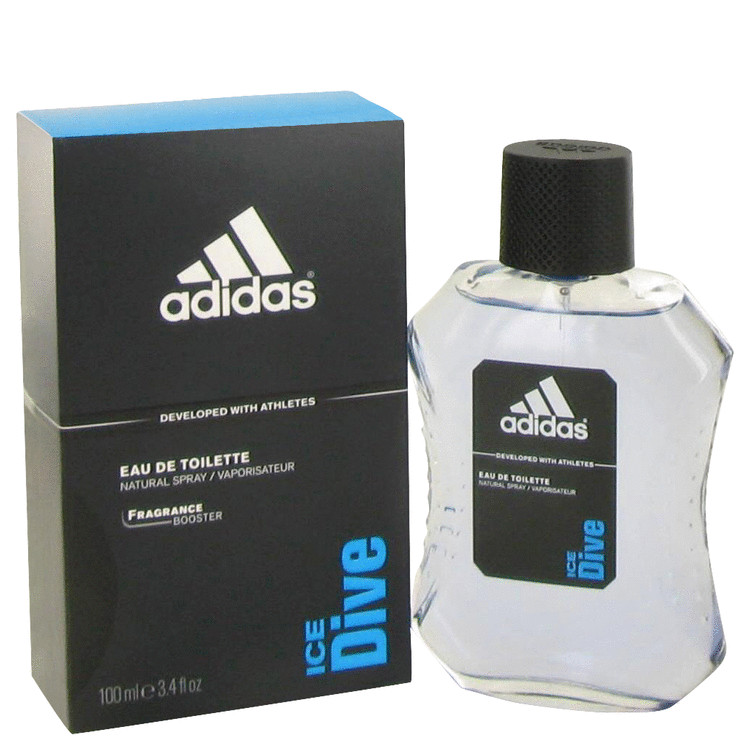 Adidas Ice Dive 3.4 Oz By Adidas For Men