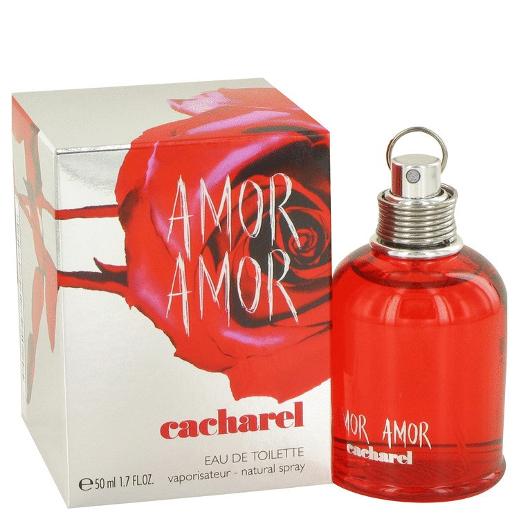 Amor Amor 1.7 Oz by Cacharel For Women
