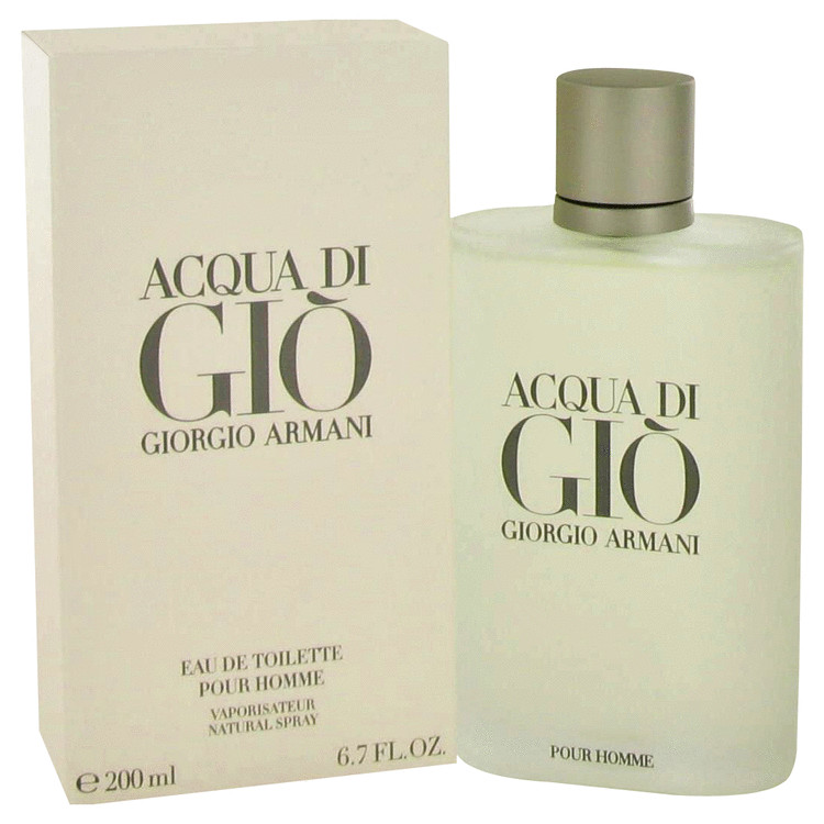 Acqua Di Gio 6.7 Oz By Giorgio Armani For Men