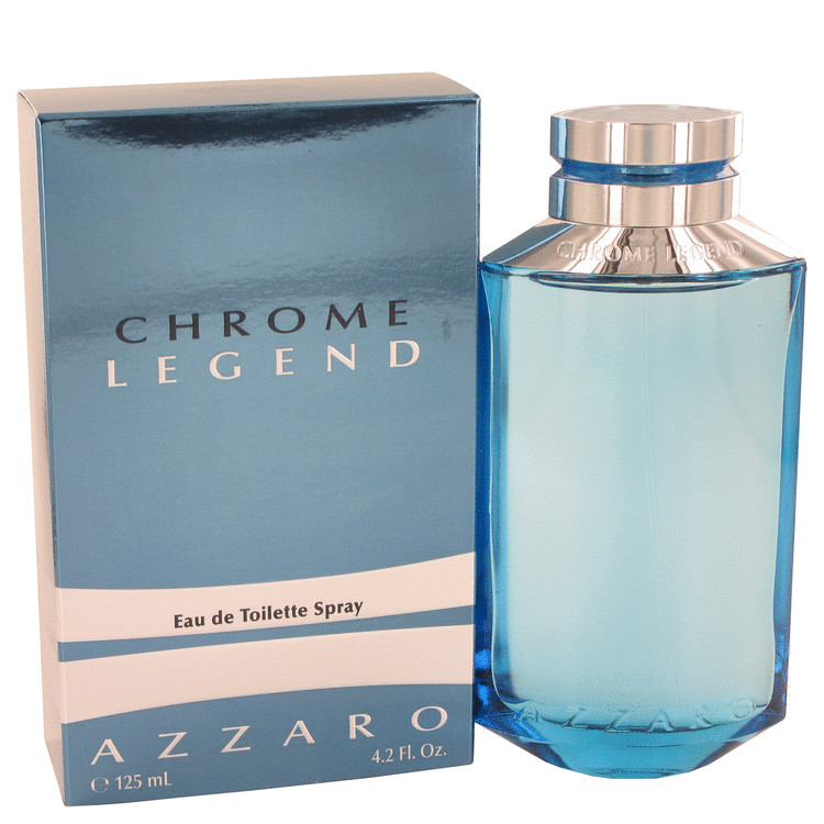 Chrome Legend 4.2 Oz by Azzaro For Men