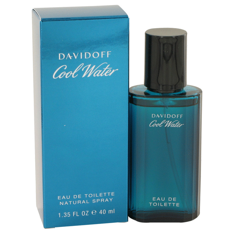 Cool Water 1.35 Oz by Davidoff For Men