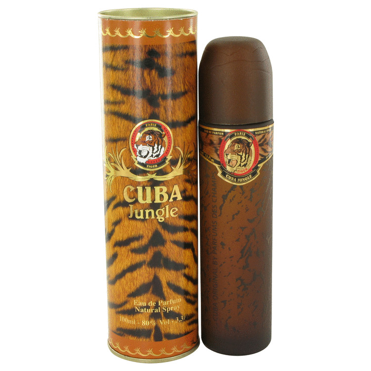 Cuba Jungle Tiger 3.4 Oz by Fragluxe For Women