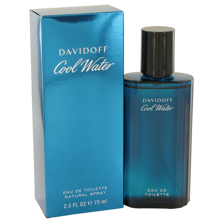 Cool Water 2.5 Oz by Davidoff For Men