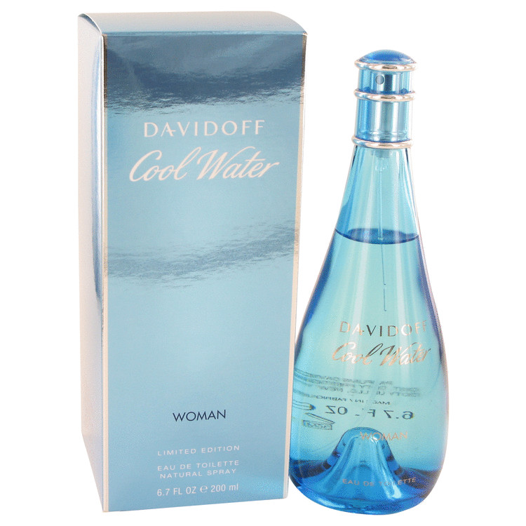 Cool Water 6.7 Oz by Davidoff For Women