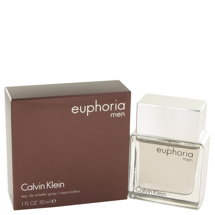 Euphoria 1 Oz by Calvin Klein For Men