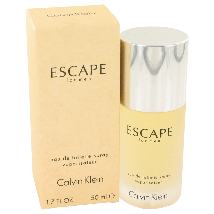 Escape 1.7 Oz by Calvin Klein For Men