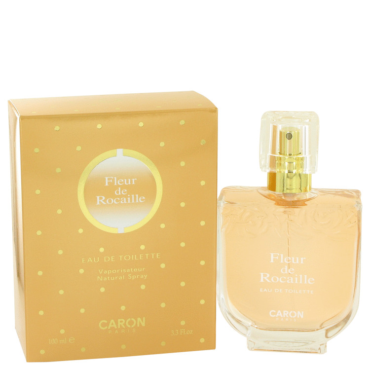 Fleur De Rocaille 3.4 Oz by Caron For Women