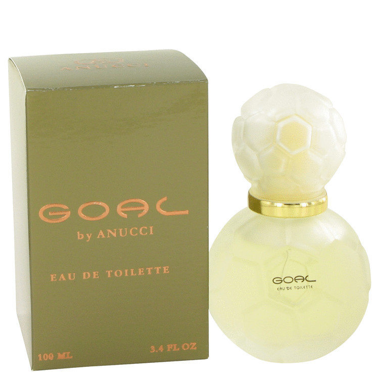 Goal 3.4 Oz by Anucci For Men