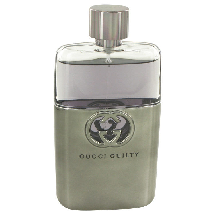 Gucci Guilty 3 Oz by Gucci For Men
