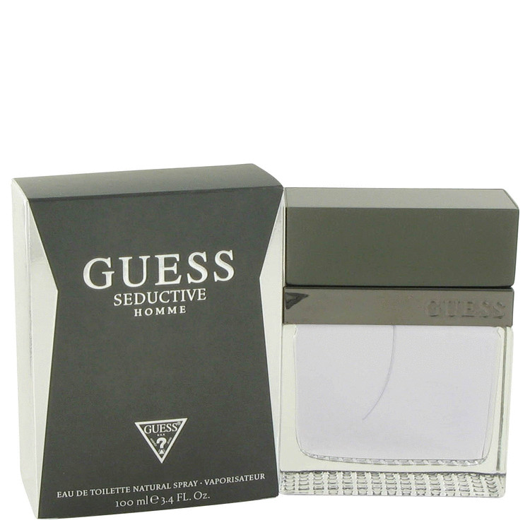 Guess Seductive 3.4 Oz by Guess For Men