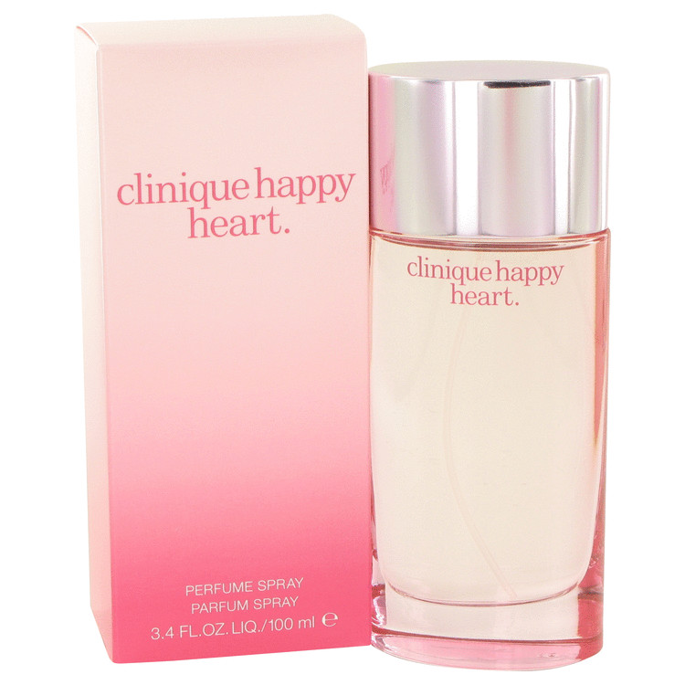 Happy Heart 3.4 Oz by Clinique For Women