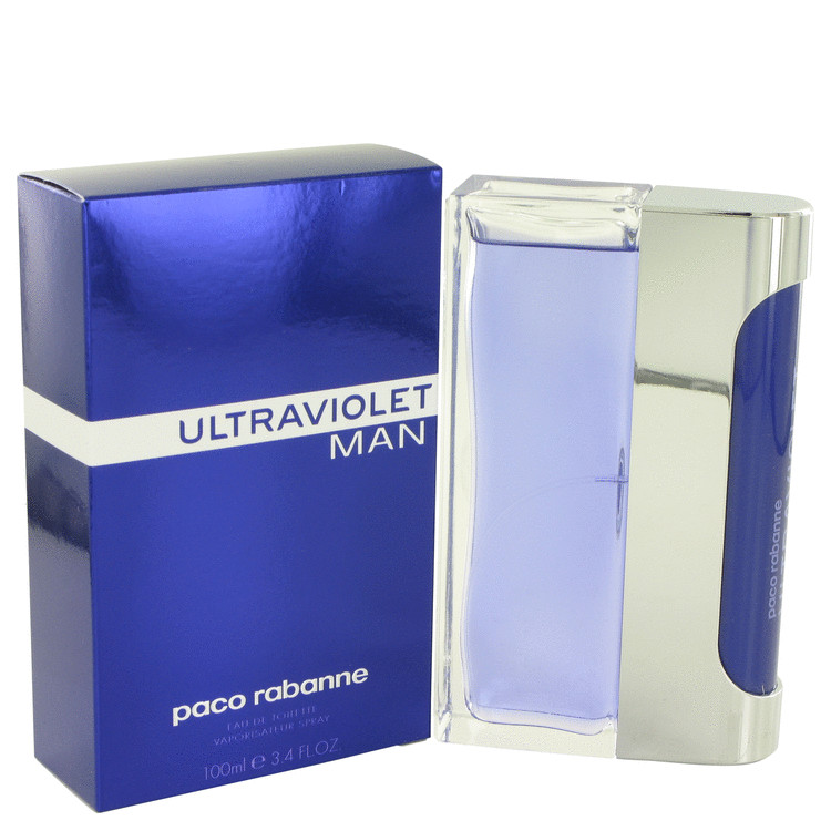 Ultraviolet 3.4 Oz by Paco Rabanne For Men