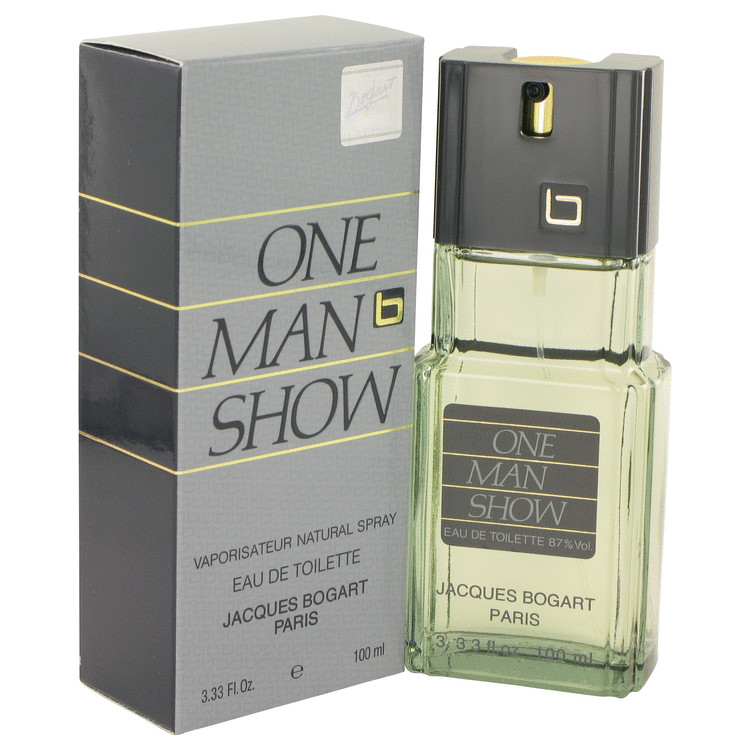 One Man Show 3.3 Oz by Jacques Bogart For Men