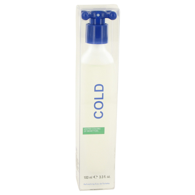 Cold 3.4 Oz by Benetton For Men