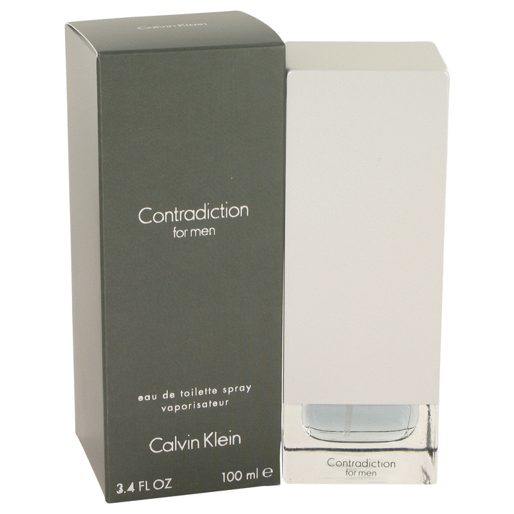 Contradiction 3.4 Oz By Calvin Klein For Men