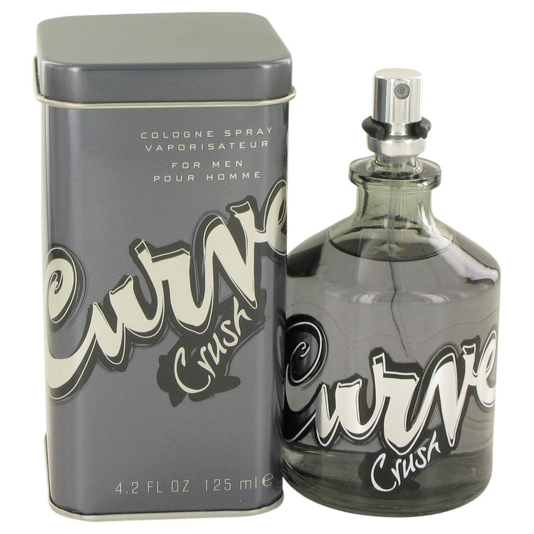 Curve Crush 4.2 Oz By Liz Claiborne For Men