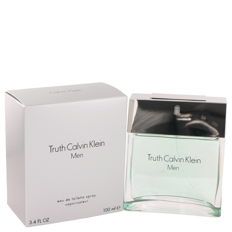 Truth 3.4 Oz By Calvin Klein For Men