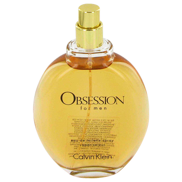 Obsession 4 Oz by Calvin Klein For Men