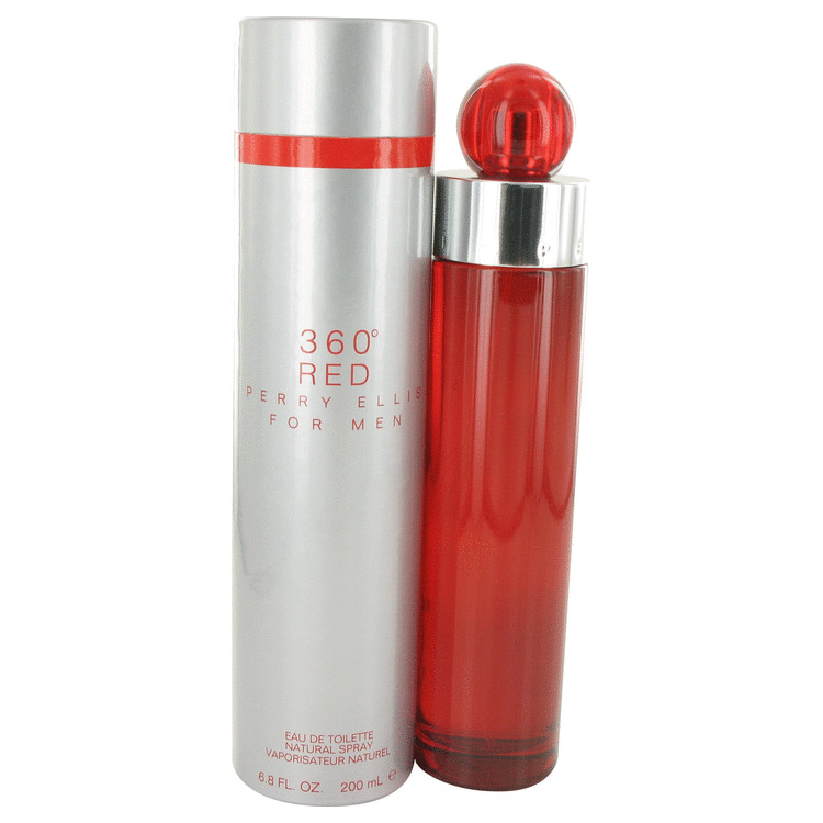 Perry Ellis 360 Red 6.7 Oz by Perry Ellis For Men