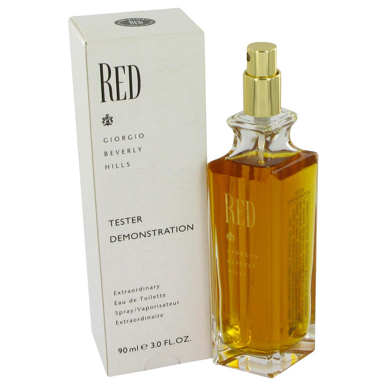 Red 3 Oz by Giorgio Beverly Hills For Women