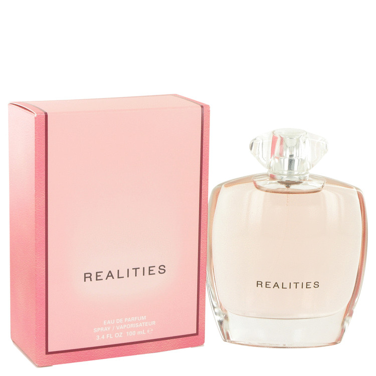 Realities (New) 3.4 Oz by Liz Claiborne For Women