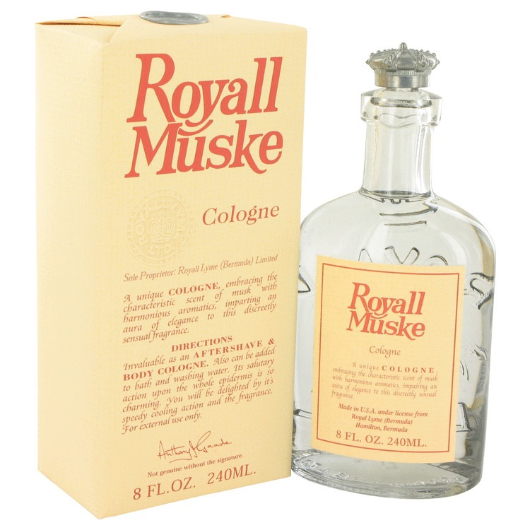 Royall Muske 8 Oz by Royall Fragrances For Men
