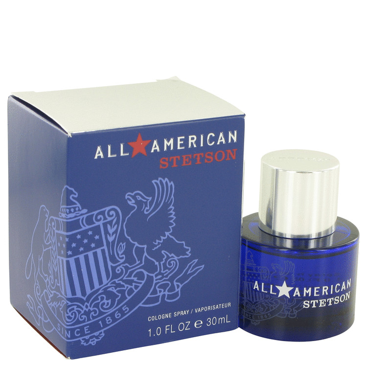 Stetson All American 1 Oz by Coty For Men