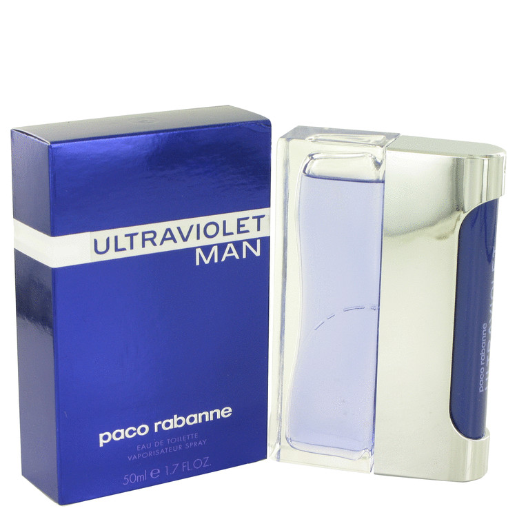 Ultraviolet 1.7 Oz by Paco Rabanne For Men