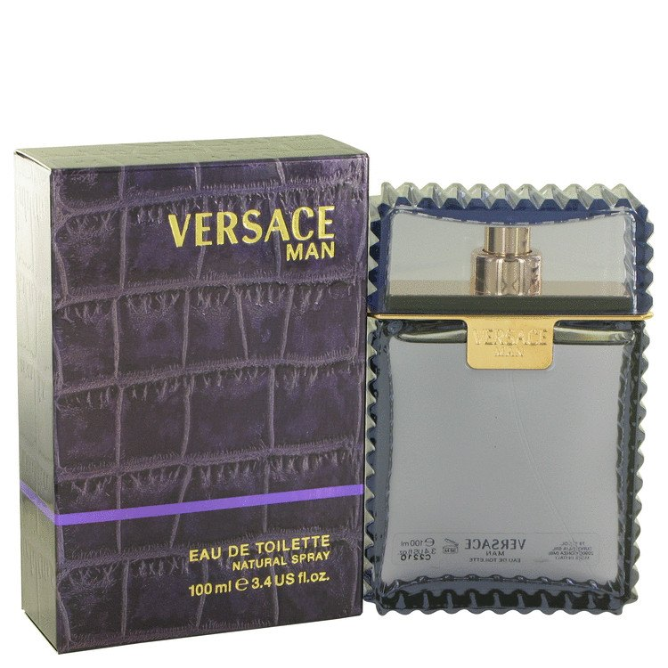 Versace Man 3.3 Oz by Versace For Men