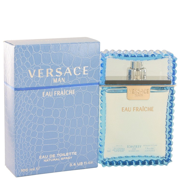 Versace Man 3.4 Oz by Versace For Men