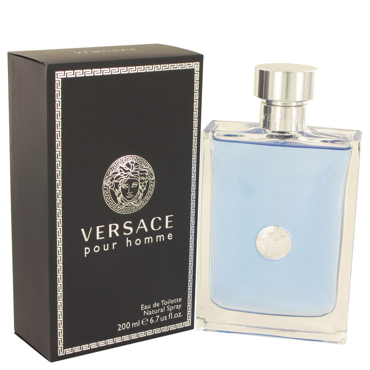 Versace Pour Homme 6.7 Oz By Versace For Men