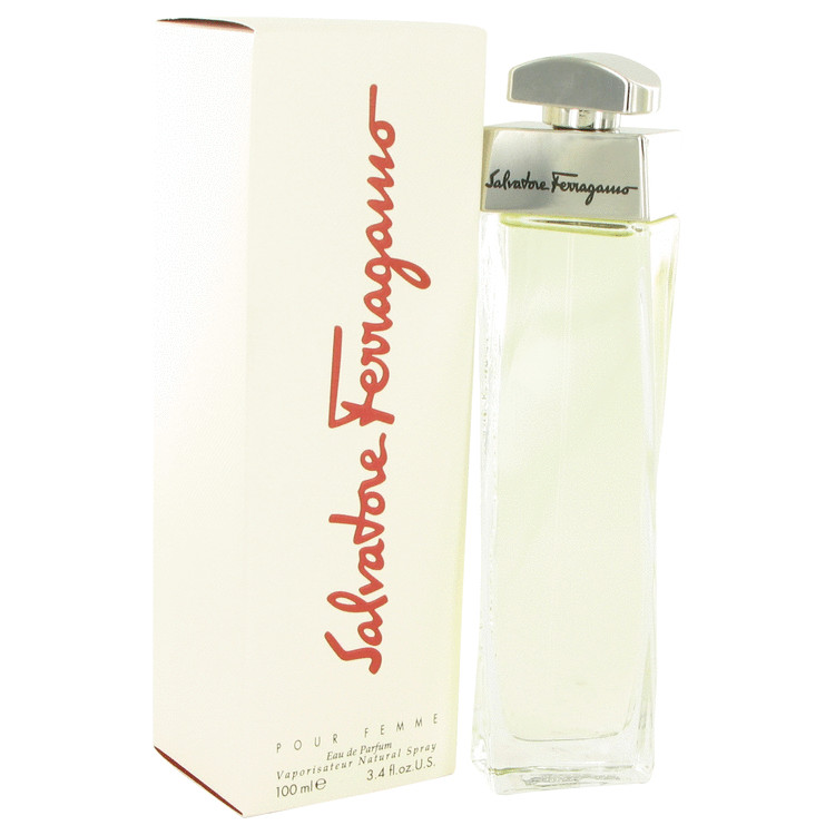 Salvatore Ferragamo 3.4 Oz by Salvatore Ferragamo For Women