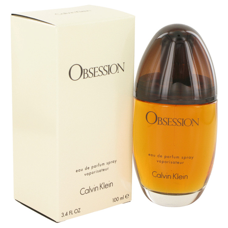 Obsession 3.4 Oz by Calvin Klein For Women