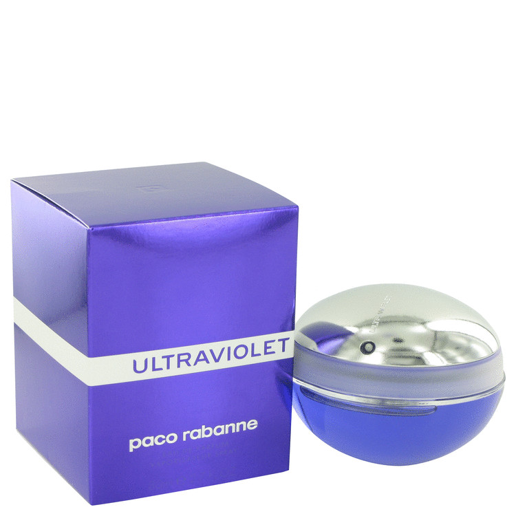 Ultraviolet 2.8 Oz by Paco Rabanne For Women