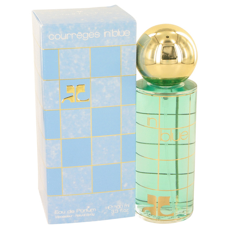 Courreges In Blue 3.4 Oz by Courreges For Women