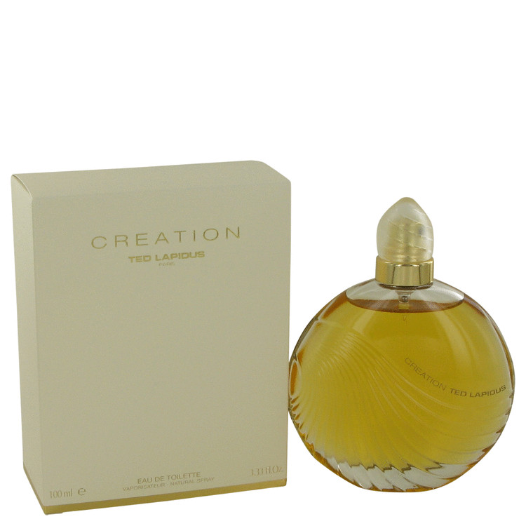 Creation 3.4 Oz by Ted Lapidus For Women