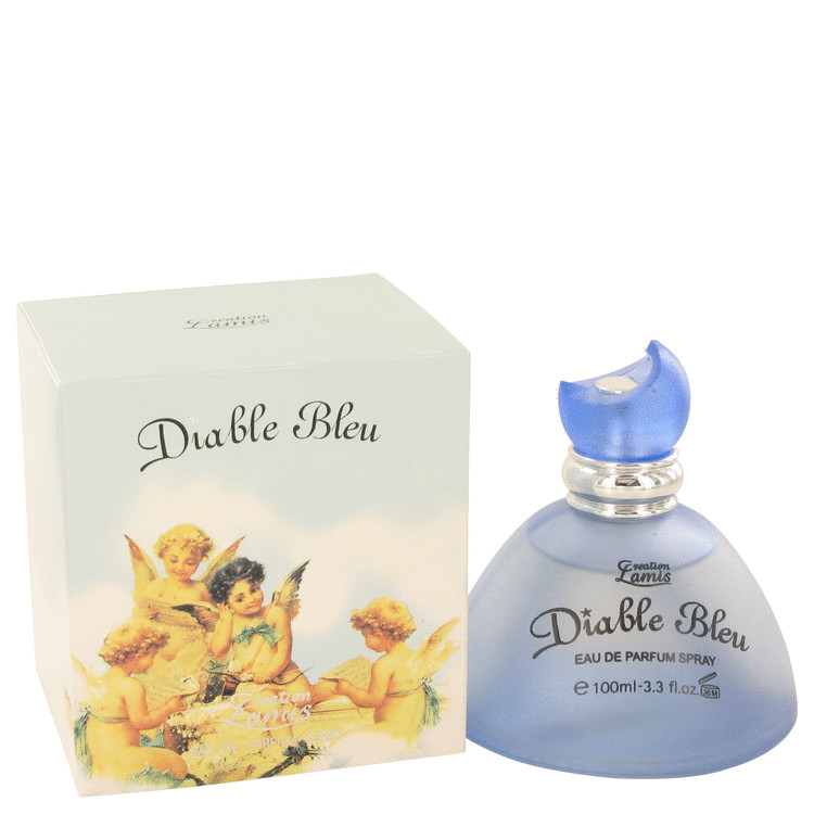 Diable Bleu 3.4 Oz by Creation Lamis For Women
