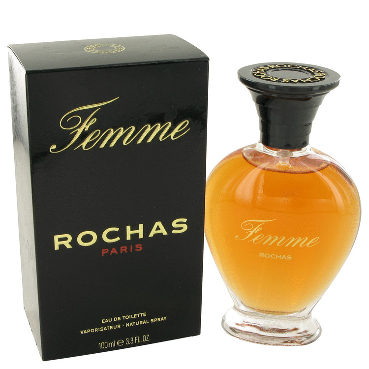 Femme Rochas 3.4 Oz by Rochas For Women
