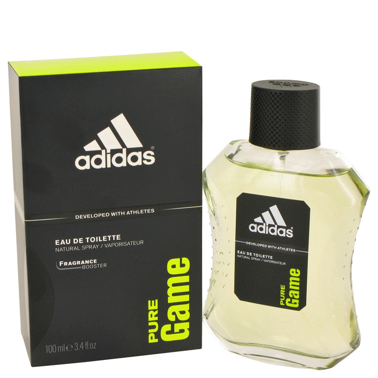 Adidas Pure Game 3.4 Oz By Adidas For Men
